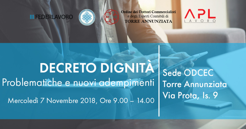 Locandina Post_FB_Decreto Dignità_torre annunziata